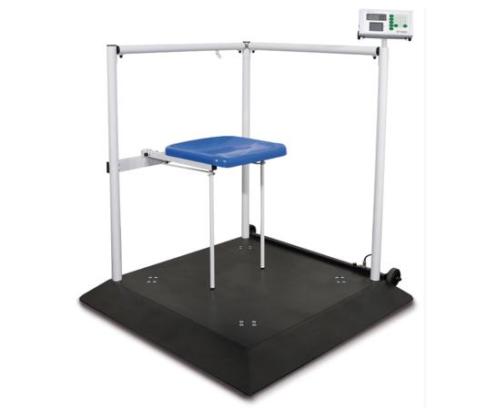 PMA M-640 Stehen, Sitzen und Rollstuhlwaage